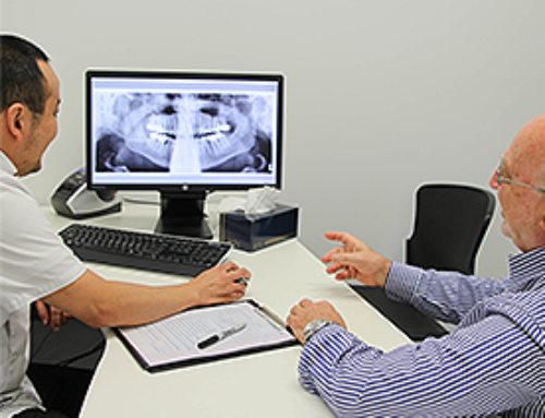 Diagnostic digital X-rays, intraoral camera and OPG (Panoramic X-Ray)